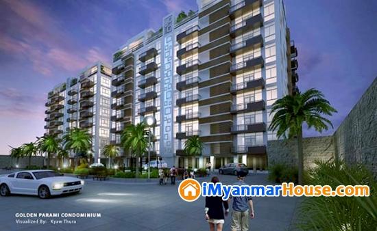 Golden Parami Luxurious Condominium