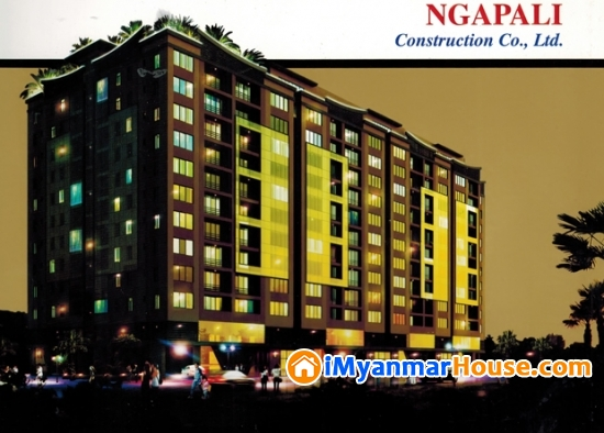 Grand Inya View Condominium (Ngapali Construction)