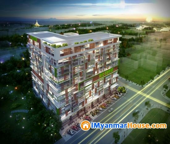 Atrium Condo (Yadanar Myaing Constructiion)