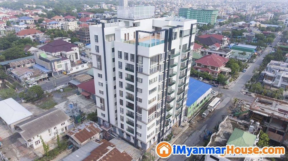 မႏၱေလးၿမိဳ႕ရွိ အသင့္ေနႏိုင္မည့္ Kha Yae Residence