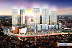 မေလးရွားႏီုင္ငံရွိ Pavilion Damansara Heights Condo ပိုင္ဆိုင္ႏိုင္မည့္အခြင့္အေရး