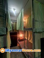Hobbit Dormitory (1) ရန္ကုန္ အေဆာင္ ဝန္ေဆာင္မွဳမွ အဆင့္ျမင့္ အေဆာင္ ။