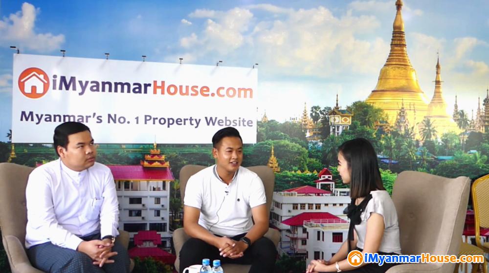 """Pinewood Villa"" project ေအာင္ျမင္စြာ ေရာင္းခ်ၿပီးစီး - Property Interview from iMyanmarHouse.com"