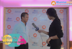 iMyanmarHouse.com is Top in Myanmar- an interview with Aung Pyi Soe Real...