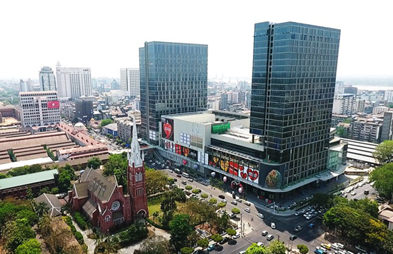 အေမရိကန္ေဒၚလာ သန္း ၉၀ ခန္႔ တရုတ္အေျခစိုက္ China Lesso ကုမၸဏီက ရန္ကုန္တြင္ ေစ်းဝယ္စင္တာအပါအဝင္ စီးပြားေရးအေဆာက္အအံုမ်ား ထူေထာင္ေရး ရင္းႏွီးျမွဳပ္ႏွံမႈလုပ္မည္ - Property News in Myanmar from iMyanmarHouse.com