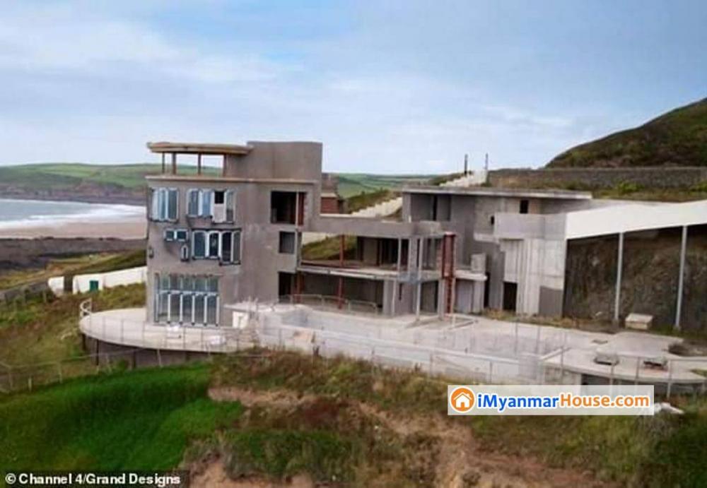 အဂၤလန္တြင္ ေနအိမ္ကို ျဖိဳဖ်က္ကာ မီးျပတိုက္တစ္လံုးေဆာက္လုပ္ရာ အျပီးသတ္မေဆာက္လုပ္ႏိုင္ခဲ့ဘဲ ေပါင္ ၄ သန္းအေၾကြးတင္ခဲ့ျပီး ဇနီးျဖစ္သူႏွင့္ပါ ကြာရွင္းလိုက္ရ - Property News in Myanmar from iMyanmarHouse.com