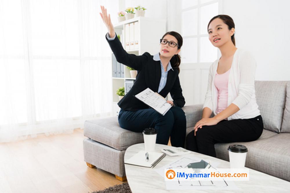 နေအိမ်သစ်တစ်လုံး မဝယ်ယူခင်မှာ မဖြစ်မနေစစ်ဆေးရမယ့် အရေးကြီးတဲ့ အချက်လေးတွေ - Property Knowledge in Myanmar from iMyanmarHouse.com