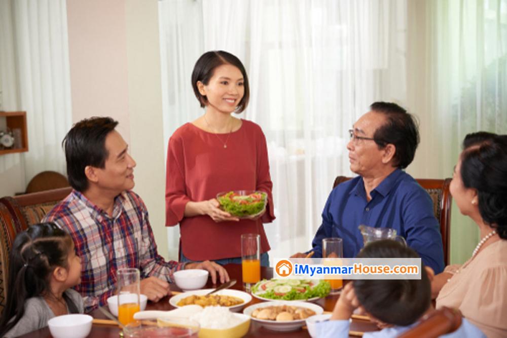 ဇနီးသည်လက်ရာ ဆေးမဟာ - Property Knowledge in Myanmar from iMyanmarHouse.com