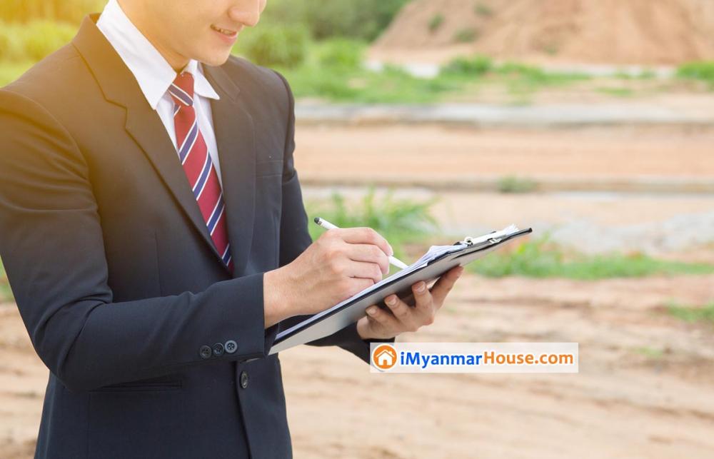 မြေအမျိုးအစား အလိုက်စာရွက်စာတမ်း စစ်ဆေးသင့် - Property Knowledge in Myanmar from iMyanmarHouse.com