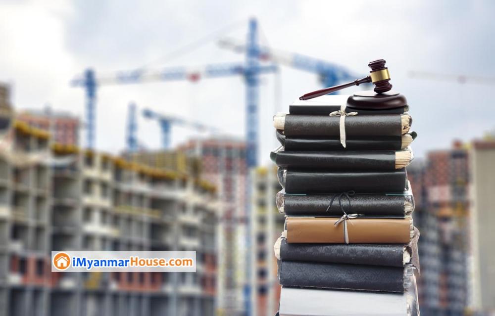 တိုက်ခန်းဆိုင်ရာ အဆောက်အအုံဥပဒေ (Apartment Law) အတည်ပြုပြဌာန်းနိုင်ရေး လာမည့် အစိုးရသက်တမ်းတွင် ဆက်လက်ကြိုးပမ်းမည် - Property News in Myanmar from iMyanmarHouse.com