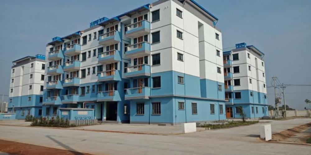 နိုင်ငံ့ဝန်ထမ်းအဌားအိမ်ရာ မြနန္ဒာစတင်ဖွင့်လှစ် - Property News in Myanmar from iMyanmarHouse.com