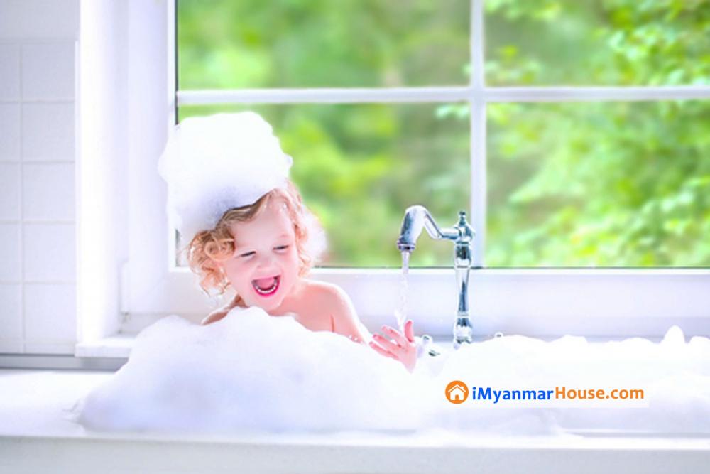 ကလေးတွေအတွက် ဆပ်ပြာပူဖောင်း အန္တရာယ် - Property Knowledge in Myanmar from iMyanmarHouse.com