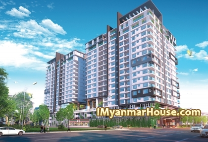 "Video Introduction (Real Estate) to the Structures of ""Grand Mya Kan Thar"" Condominium Project - Property Guide from iMyanmarHouse.com"