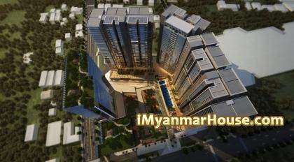 POLO CLUB (ASIA) RESIDENCE ၏ ဖြဲ႔စည္းတည္ေဆာက္မွု႕ပံုစံ ဗြီဒီယို - Property Guide from iMyanmarHouse.com