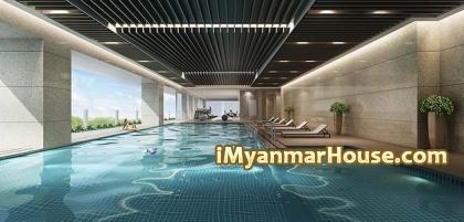 The Century Condominium ၏ ဖြဲ႔စည္းတည္ေဆာက္မႈ႕ပံုစံ ဗီြဒီယိုဖိုင္ - Property Guide from iMyanmarHouse.com
