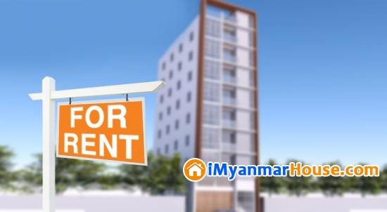 Hill Top Vista Condominium for ( Rent ) in Ahlone Township