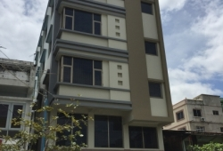 newly built 4 storey building for rent Central Mandalay