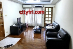 Near Shwe gone daing Condo For Rent.