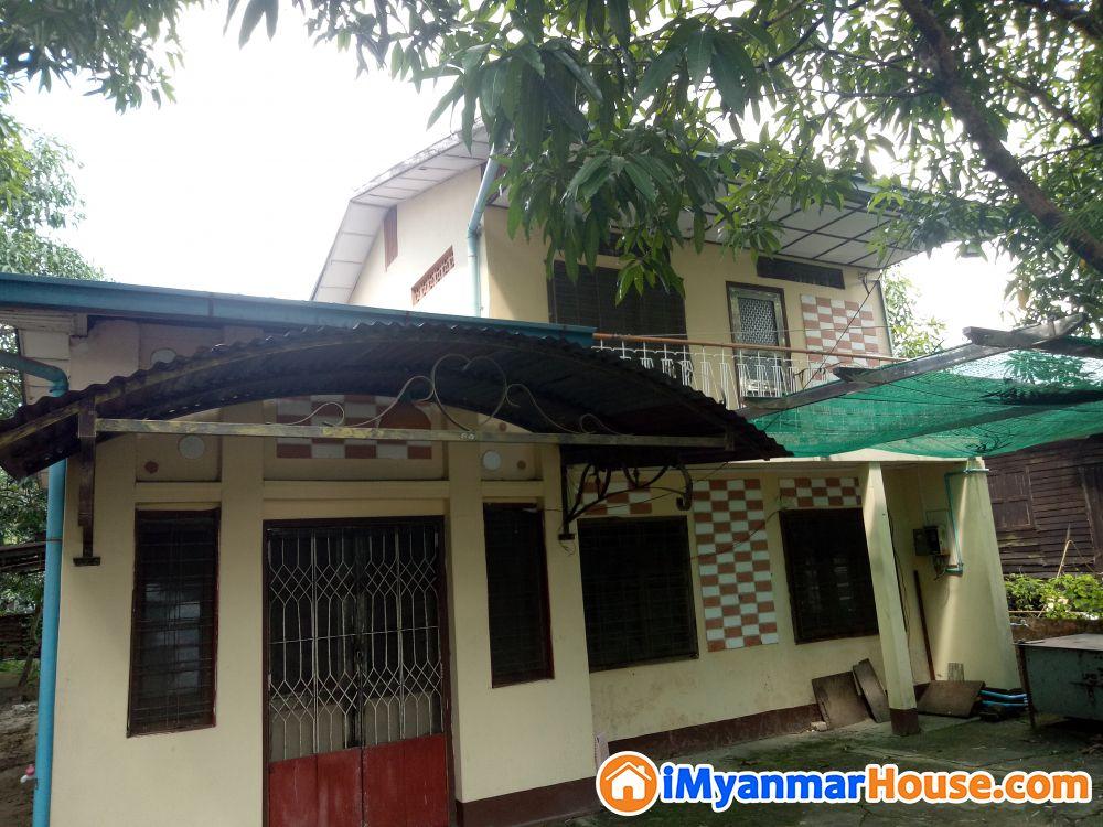 ေျမာက္ဒဂံု (၃၁)ရပ္ကြက္ရွိ (၂)ထပ္တိုက္လံုးခ်င္းငွားမည္။ - ငွါးရန္ - ဒဂံုၿမိဳ ႔သစ္ ေျမာက္ပိုင္း (Dagon Myothit (North)) - ရန္ကုန္တိုင္းေဒသႀကီး (Yangon Region) - 4 သိန္း (က်ပ္) - R-17396740 | iMyanmarHouse.com