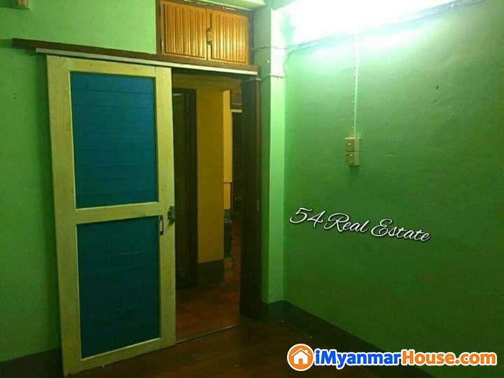 တိုက္ခန္းငွါးမည္ - ငွါးရန္ - သံလ်င္ (Thanlyin) - ရန္ကုန္တိုင္းေဒသႀကီး (Yangon Region) - 5 သိန္း (က်ပ္) - R-17490480 | iMyanmarHouse.com