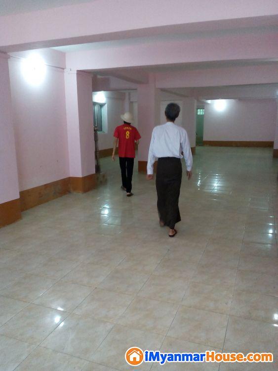 ရန္ကင္းမိုးေကာင္းလမ္းမေပၚတိုက္ခန္းဌားမည္ - ငွါးရန္ - ရန္ကင္း (Yankin) - ရန္ကုန္တိုင္းေဒသႀကီး (Yangon Region) - 45 သိန္း (က်ပ္) - R-17532003 | iMyanmarHouse.com