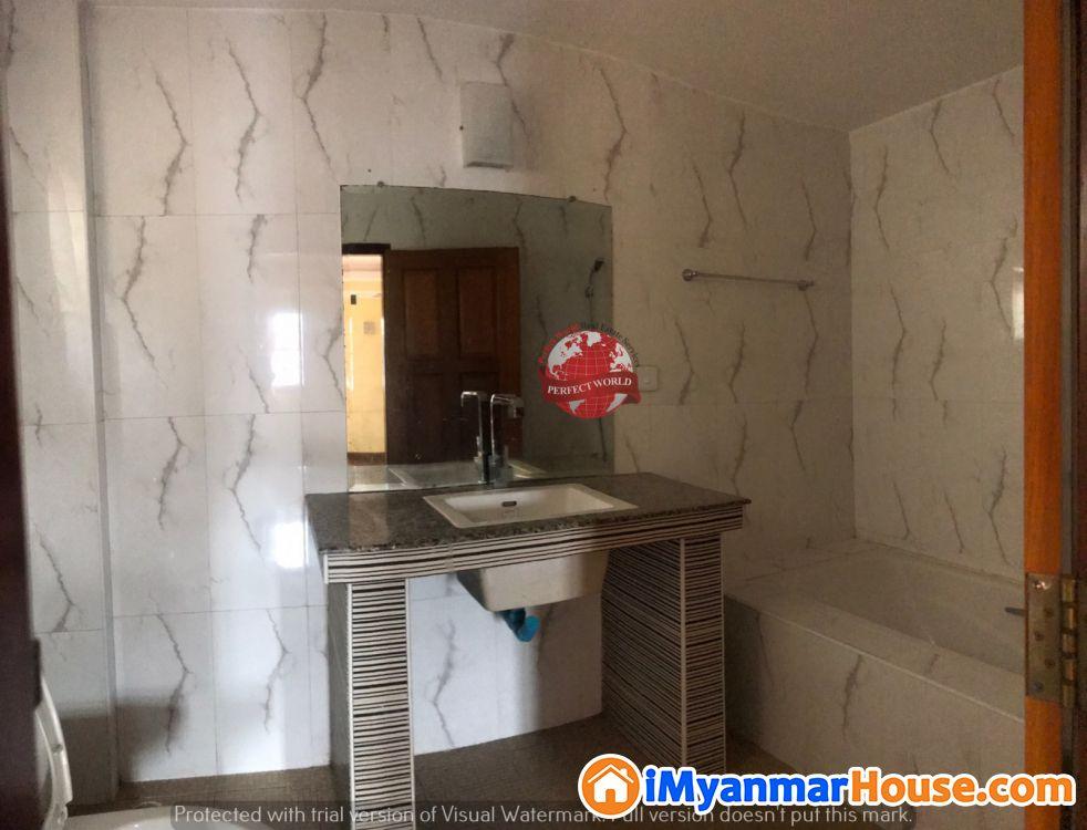 ရန္ကင္း ပါရမီလမ္းအနီးတြင္ ရံုးခန္းလုပ္ငန္းလုပ္ရန္ေကာင္းေသာ လံုးခ်င္းအိမ္ ၃ထပ္ ငွားရန္ရွိသည္