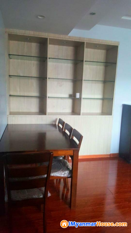 Thanlyin Star City Condo For Rent