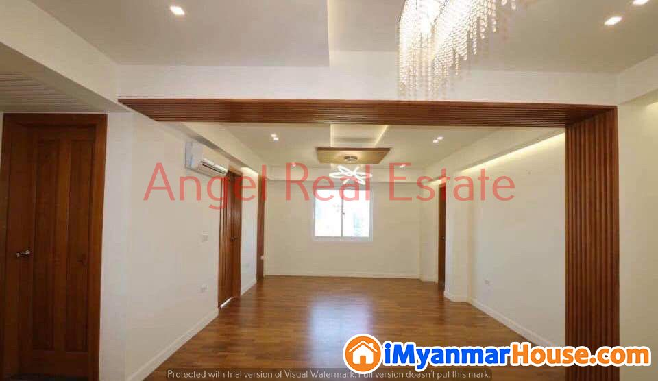 ONDO FOR RENT IN HLAING (ID – 977)