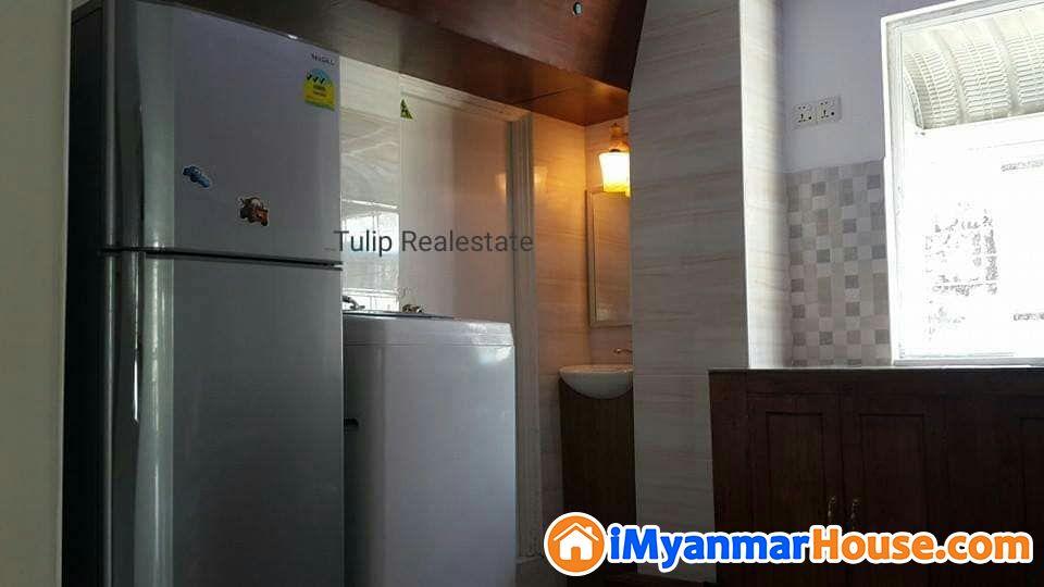 Mini Condo For Rent @ Sanchaung Township