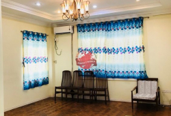 (120'x100')Area, Pan Hlaing Housing, (2)Story House For Rent