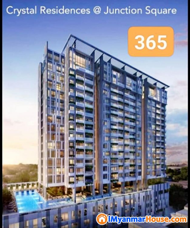 Special Offer For Crystal Residence (2) & (3) BR For Rent