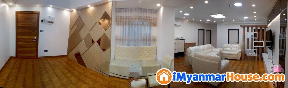Luxuary Condo To Rent @ Kamayut