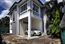2 Storeys House for Rent @ 9 Mile Area
