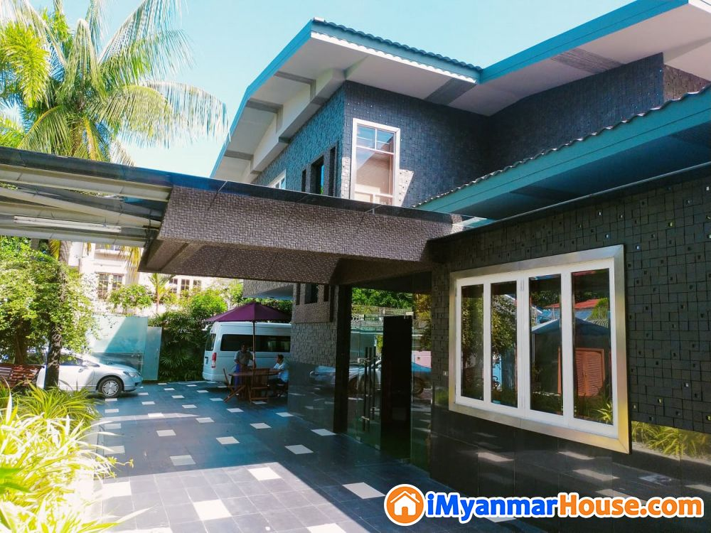 Landed House for Rent @ Bahan Township