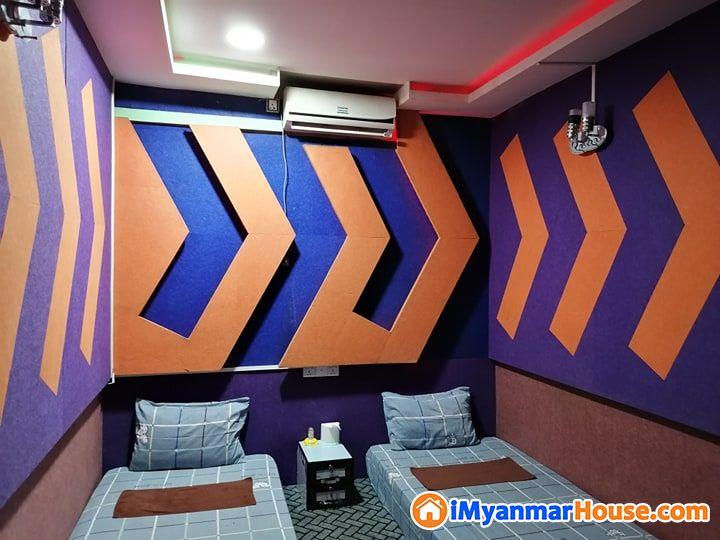 ဝေဇယန္တာလမ်းမကြီးပေါ် 40x60 RC ၄ထပ် လုံးချင်းတိုက် ငှားမည် ၄၀သိန်း - ငွါးရန္ - ေတာင္ဥကၠလာပ (South Okkalapa) - ရန္ကုန္တိုင္းေဒသႀကီး (Yangon Region) - 30 သိန္း (က်ပ္) - R-18886853 | iMyanmarHouse.com