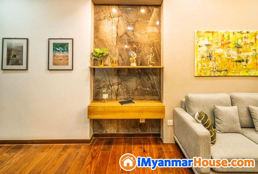 The Central Residence၊ Tower - 2 တွင် 5th floor ( Garden View ) အခန်းငှားမည်။ - ငှါးရန် - ရန်ကင်း (Yankin) - ရန်ကုန်တိုင်းဒေသကြီး (Yangon Region) - $ 2,200 (အမေရိကန်ဒေါ်လာ) - R-18781017 | iMyanmarHouse.com