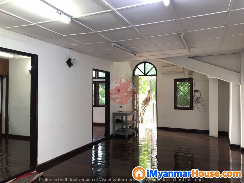 ျပည္လမ္းသြယ္ (7) မုိင္တြင္ ႏွစ္ထပ္လံုးခ်င္းငွားမည္ - ငှါးရန် - မရမ်းကုန်း (Mayangone) - ရန်ကုန်တိုင်းဒေသကြီး (Yangon Region) - 12 သိန်း (ကျပ်) - R-18934230 | iMyanmarHouse.com