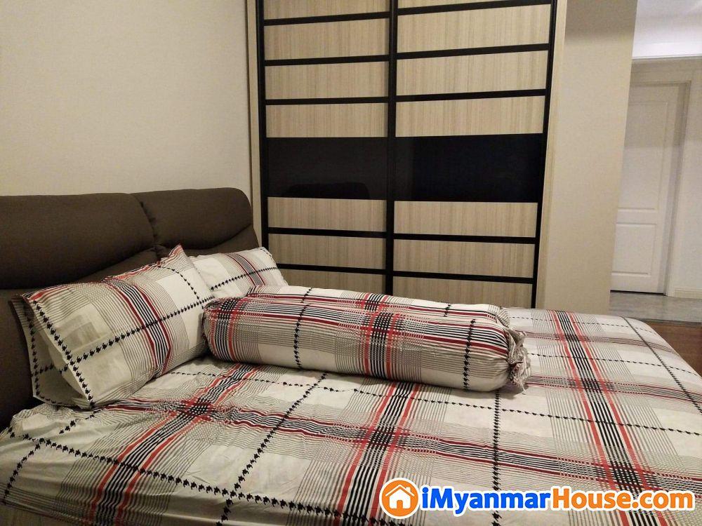 Golden City Luxury Condominium - ငှါးရန် - ရန်ကင်း (Yankin) - ရန်ကုန်တိုင်းဒေသကြီး (Yangon Region) - $ 1,550 (အမေရိကန်ဒေါ်လာ) - R-18835984 | iMyanmarHouse.com