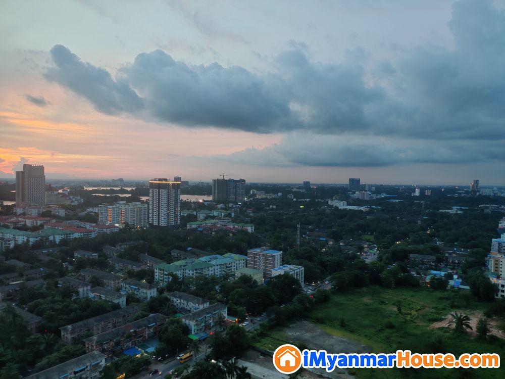 Golden City Luxury Condominium - ငွါးရန္ - ရန္ကင္း (Yankin) - ရန္ကုန္တိုင္းေဒသႀကီး (Yangon Region) - $ 1,550 (အေမရိကန္ေဒၚလာ) - R-18835984 | iMyanmarHouse.com