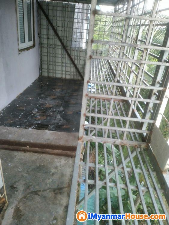 လမ္းမတန္း တိုက္ခန္းက်ယ္အငွါး - ငွါးရန္ - သဃၤန္းကၽြန္း (Thingangyun) - ရန္ကုန္တိုင္းေဒသႀကီး (Yangon Region) - 3.20 သိန္း (က်ပ္) - R-18864362 | iMyanmarHouse.com