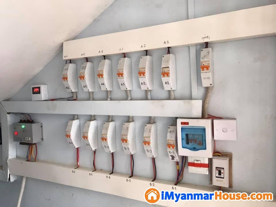 ေျမာက္ဒဂံု ပင္လံုလမ္းႀကီး မ်က္ႏွာမူ ၃၂ ရပ္ကြက္ - ငွါးရန္ - ဒဂံုၿမိဳ ႔သစ္ ေျမာက္ပိုင္း (Dagon Myothit (North)) - ရန္ကုန္တိုင္းေဒသႀကီး (Yangon Region) - 2.50 သိန္း (က်ပ္) - R-18886566 | iMyanmarHouse.com