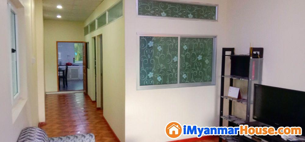 ရန်ကင်း ဓမ္မာရုံလမ်းပရိဘောဂအစုံပါတိုက်ခန်းငှားမည်။ - ငွါးရန္ - ရန္ကင္း (Yankin) - ရန္ကုန္တိုင္းေဒသႀကီး (Yangon Region) - 6 သိန္း (က်ပ္) - R-18888822 | iMyanmarHouse.com