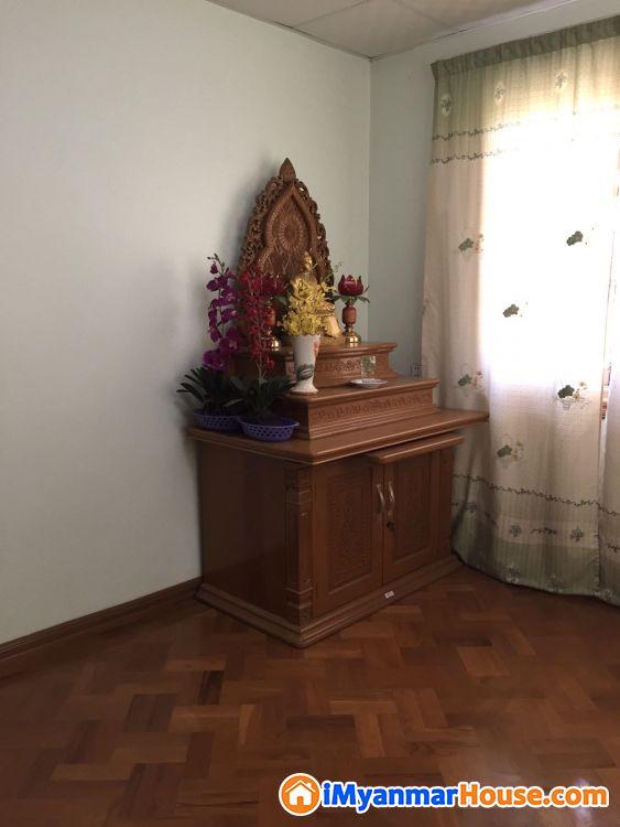 Innwa Housing 2RC for rent - ငှါးရန် - ဒဂုံမြို့သစ် တောင်ပိုင်း (Dagon Myothit (South)) - ရန်ကုန်တိုင်းဒေသကြီး (Yangon Region) - 10 သိန်း (ကျပ်) - R-18933212 | iMyanmarHouse.com