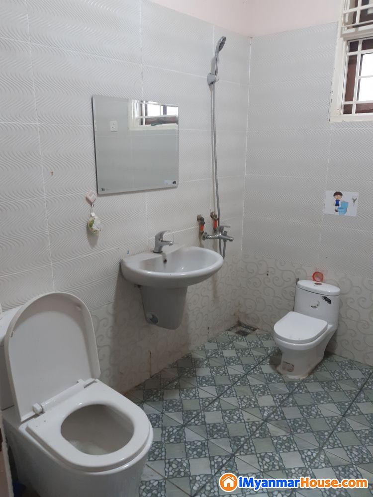 လံုးခ်င္းအိမ္ငွားရန္ရွိသည္ - ငှါးရန် - သင်္ဃန်းကျွန်း (Thingangyun) - ရန်ကုန်တိုင်းဒေသကြီး (Yangon Region) - 20 သိန်း (ကျပ်) - R-19079478 | iMyanmarHouse.com