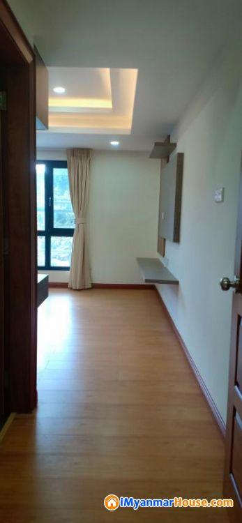 ဗဟန်းမြို့နယ်၊ ရွှေဂုံတိုင် - The Vista Luxury Residence တွင်ပြင်ဆင်ထားပြီး အသင့်နေထိုင်နိုင်သော ကွန်ဒိုတိုက်သစ်ငှားရန်ရှိ - ငှါးရန် - ဗဟန်း (Bahan) - ရန်ကုန်တိုင်းဒေသကြီး (Yangon Region) - $ 1,700 (အမေရိကန်ဒေါ်လာ) - R-19143549 | iMyanmarHouse.com