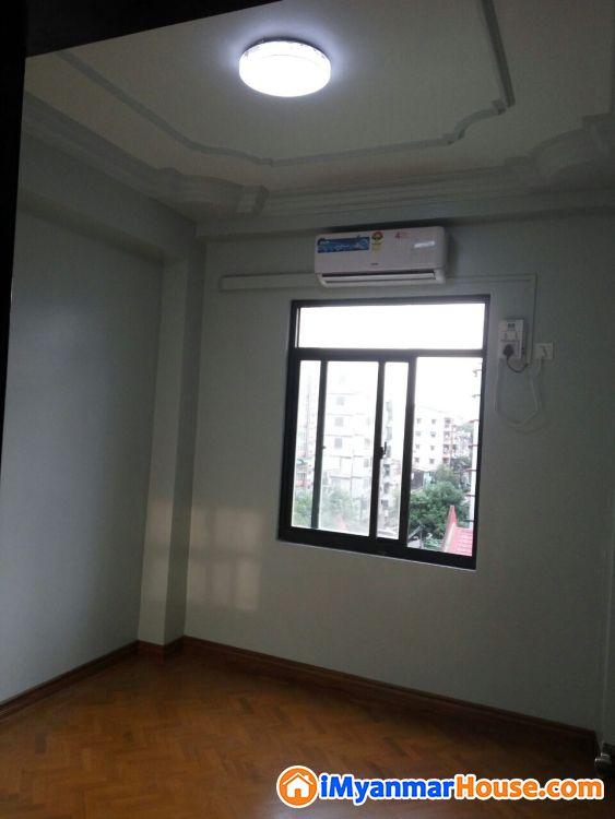 စမ္းေခ်ာင္း ျမဳိ့နယ္တြင္ ၂၅×၅၀ ေပရွိ ပတမထပ္ ဌားရန္ ရွိပါသည္ တုိက္သစ္ - ငှါးရန် - စမ်းချောင်း (Sanchaung) - ရန်ကုန်တိုင်းဒေသကြီး (Yangon Region) - 4.50 သိန်း (ကျပ်) - R-19162451 | iMyanmarHouse.com