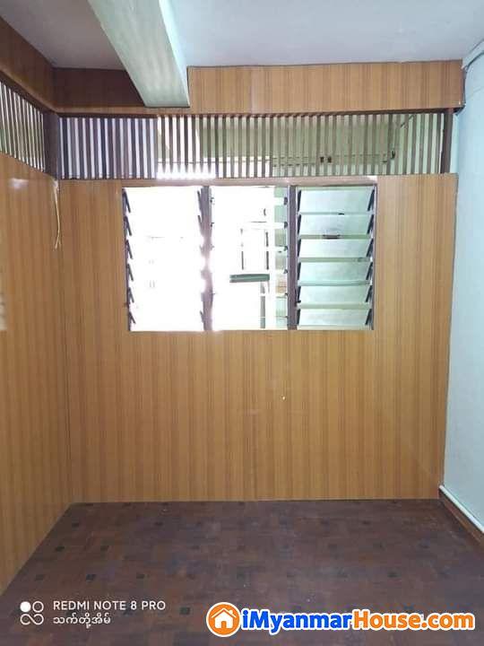 စမ္းေခ်ာင္းတိုက္ခန္းအဌား - ငှါးရန် - စမ်းချောင်း (Sanchaung) - ရန်ကုန်တိုင်းဒေသကြီး (Yangon Region) - 2.50 သိန်း (ကျပ်) - R-19162621 | iMyanmarHouse.com