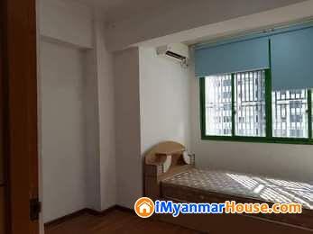 Pearl Condo for Rent / Sale - ငှါးရန် - ဗဟန်း (Bahan) - ရန်ကုန်တိုင်းဒေသကြီး (Yangon Region) - 12 သိန်း (ကျပ်) - R-19162639 | iMyanmarHouse.com