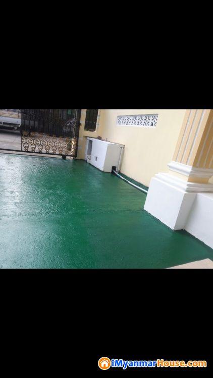လုံးချင်းအိမ်အသစ်ငှါးမည် - ငှါးရန် - မြောက်ဥက္ကလာပ (North Okkalapa) - ရန်ကုန်တိုင်းဒေသကြီး (Yangon Region) - 9 သိန်း (ကျပ်) - R-19175590 | iMyanmarHouse.com