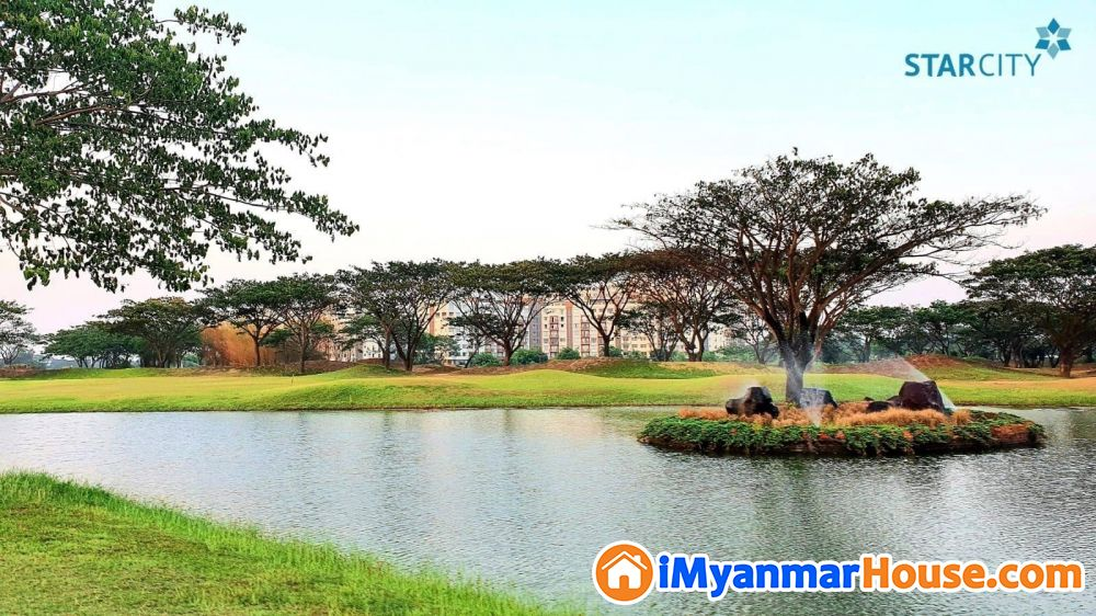 Star City 2 Beds Rooms ( monthly payment accept ) - ငှါးရန် - သံလျင် (Thanlyin) - ရန်ကုန်တိုင်းဒေသကြီး (Yangon Region) - $ 600 (အမေရိကန်ဒေါ်လာ) - R-19186004 | iMyanmarHouse.com